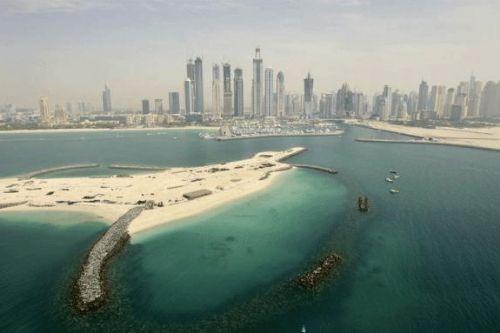 İşte kuşbakışı Dubai!