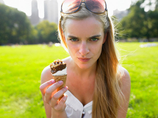 Dört mevsim dondurma keyfi