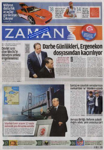 Gazetelerin 29 Ekim manşetleri!
