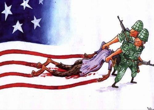 Sistem karşıtı karikatürler