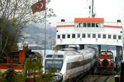 Türkiyenin ilk hızlı treni