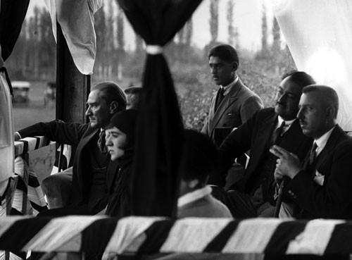 Atatürkün görülmemiş fotoğrafları