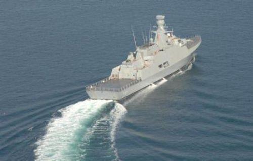 İşte ilk savaş gemimiz!