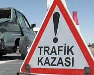 Trafik kazası haritası çıkarıldı