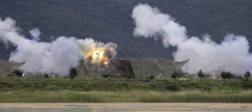 Kuzey Kore, Güney Koreyi vurdu!