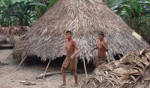 Kayıp kabile görüntülendi