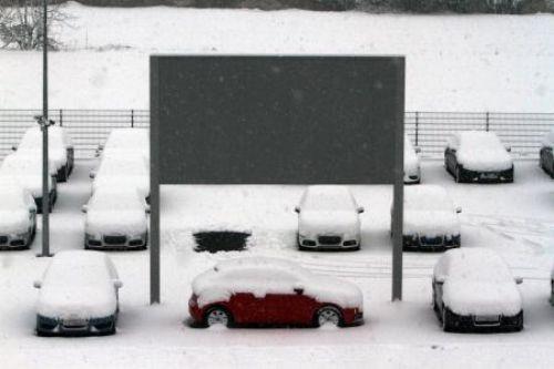 Avrupa soğuktan donuyor!