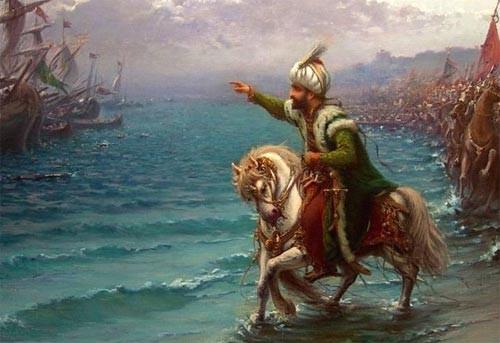 İstanbulun fethinin yıldönümü