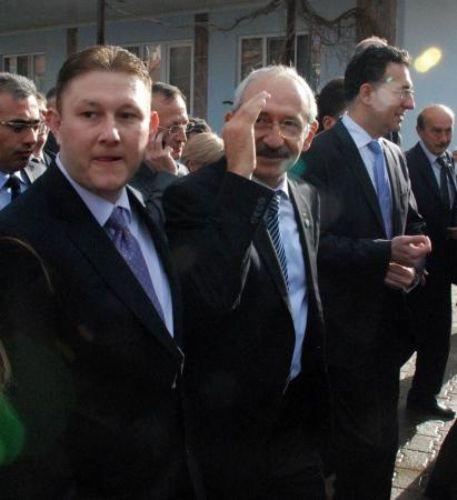 Kılıçdaroğlu İnegölde