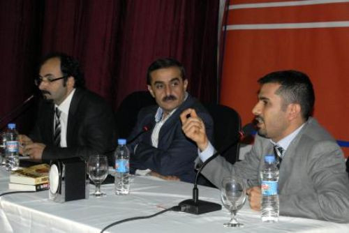Panelde AKP-BDP kavgası!
