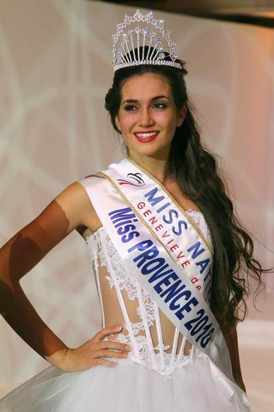 Miss Fransanın skandal görüntüleri