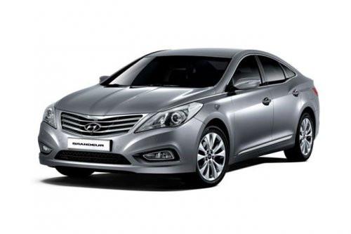 Hyundai Grandeur'un ilk fotoğrafları!