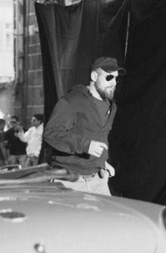 Lübnanlı yönetmen film çekerken öldü