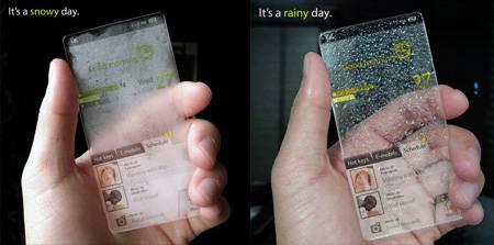 Geleceğin telefonlarını tasarladılar!