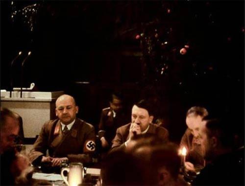 Hitlerin Noel fotoğrafları!