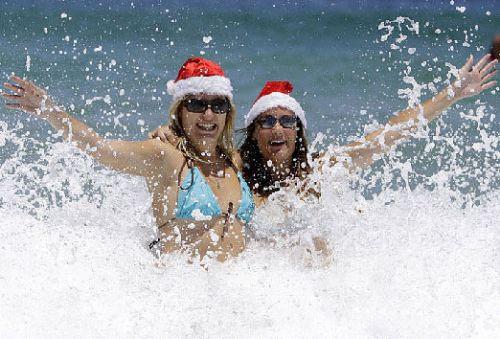 Dünyadan Noel kutlamaları