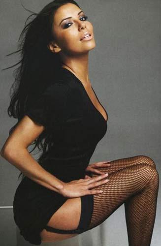 Eva Longorianın güzelliği sahte mi ?