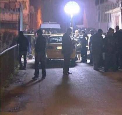 Üsküdarda taksici cinayeti