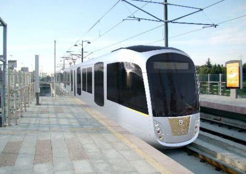 İstanbul tramvayını seçiyor!