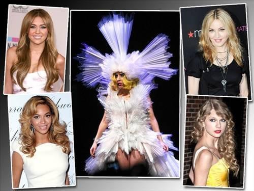2010un en çok kazanan ünlüleri!