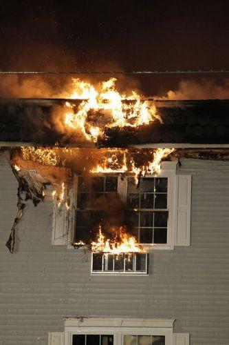 ABDde büyük yangın!
