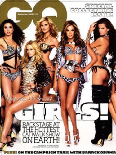 Victorias Secret melekleri birarada!
