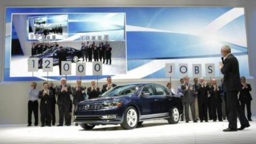 İşte yeni Volkswagen Passat!