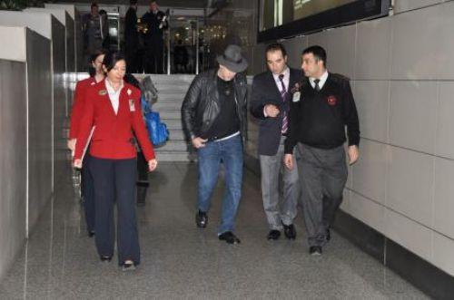 Nicolas Cage Türkiyede!