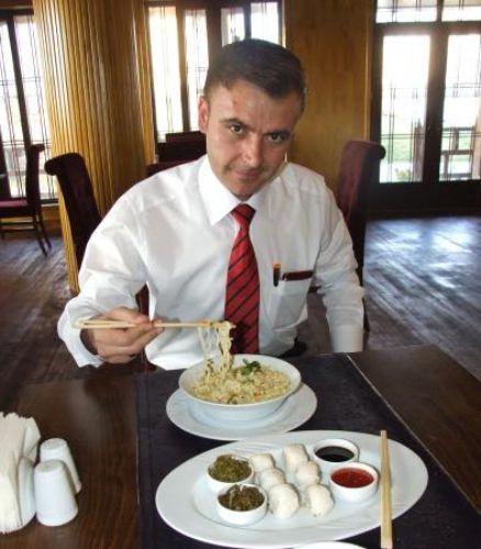 Erdoğanın suşi isteği gerçekleşti