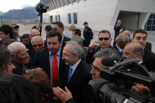 Kılıçdaroğlu Denizlide!