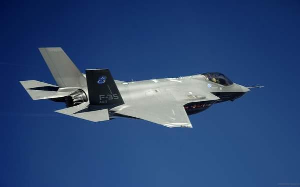 İşte yeni nesil savaş uçağı F-35