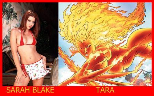 Şaşırtıcı benzerlik!