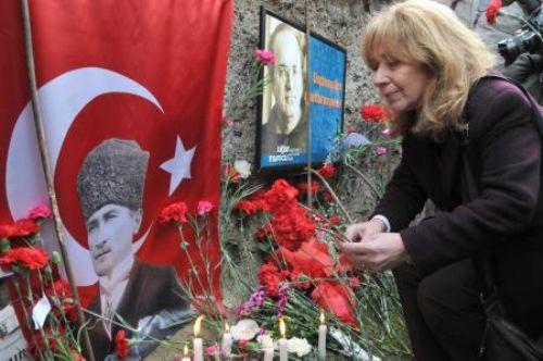 Türkiye Uğur Mumcuyu andı