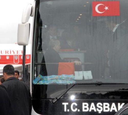 Erdoğan Burdurda