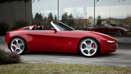 Alfa Romeo 4C GTA geliyor !