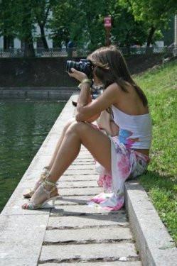Kadın fotoğrafçıların ilglinç halleri