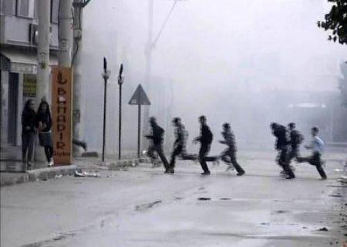 Mersinde 15 Şubat gerilimi