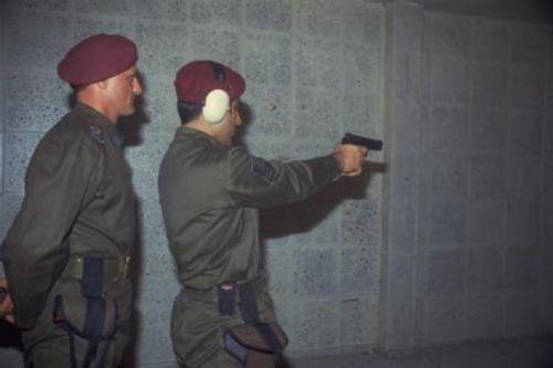 İşte Özel Kuvvetlerin eğitimi