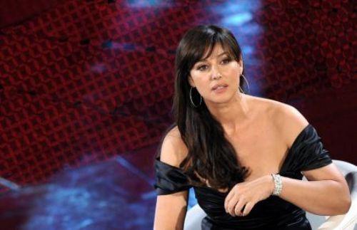 Monica Bellucci büyüledi
