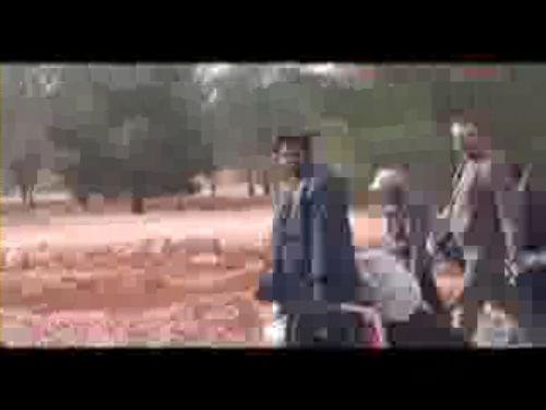 Libyadan kaçışın görüntüleri