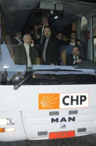 Kılıçdaroğlu İzmirde