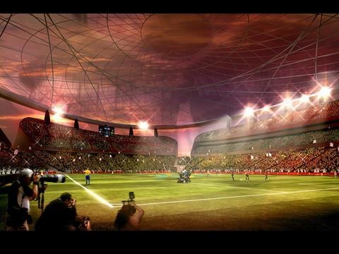 2022 Dünya Kupası stadları!