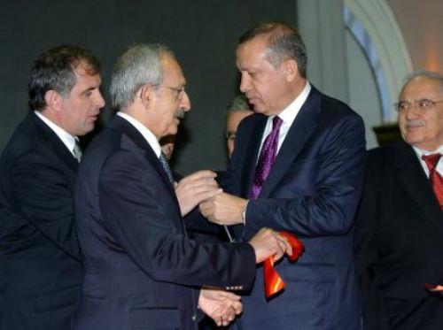 AKP ve CHPliler kavga etti!