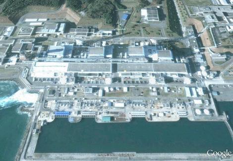 Google Earthten felaketin boyutu