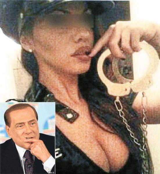 Berlusconinin Bunga Bunga partileri