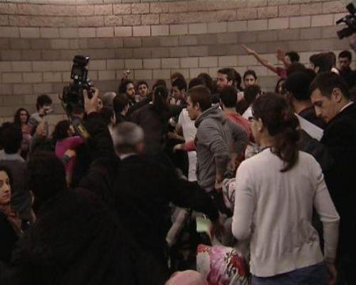 BDPli Tuncele protesto!