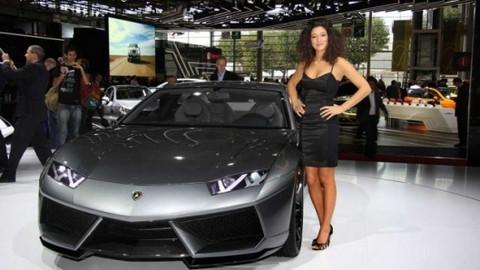 4 kapılı Lamborghini!