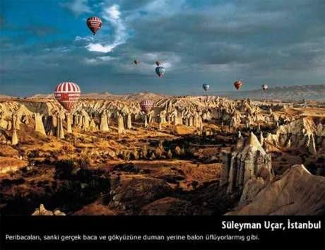 National Geographicin en iyi Türkiye fotoğrafları
