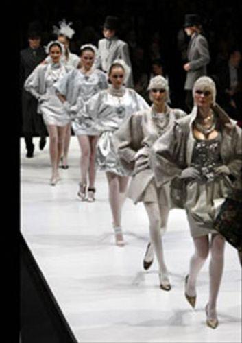 Rus Moda Haftası başladı!