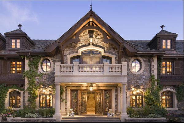 İşte 100 milyon dolarlık ev!